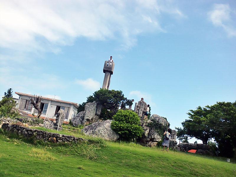 なごみの塔(あか山丘の展望台)