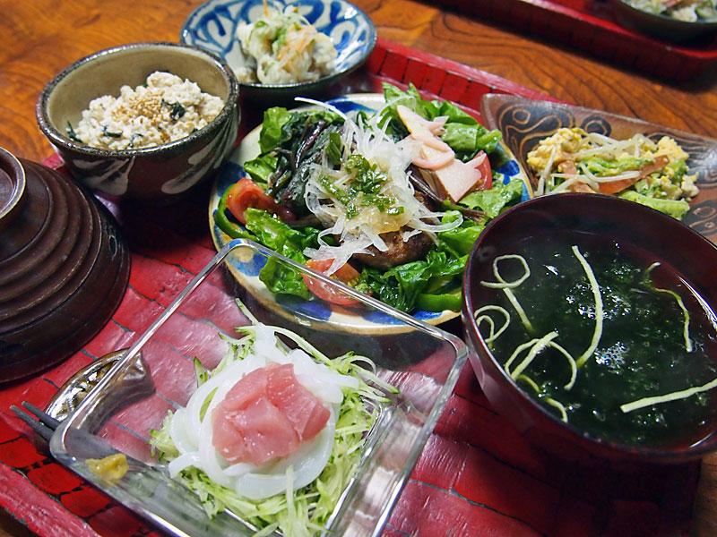 泉家さんの夕食