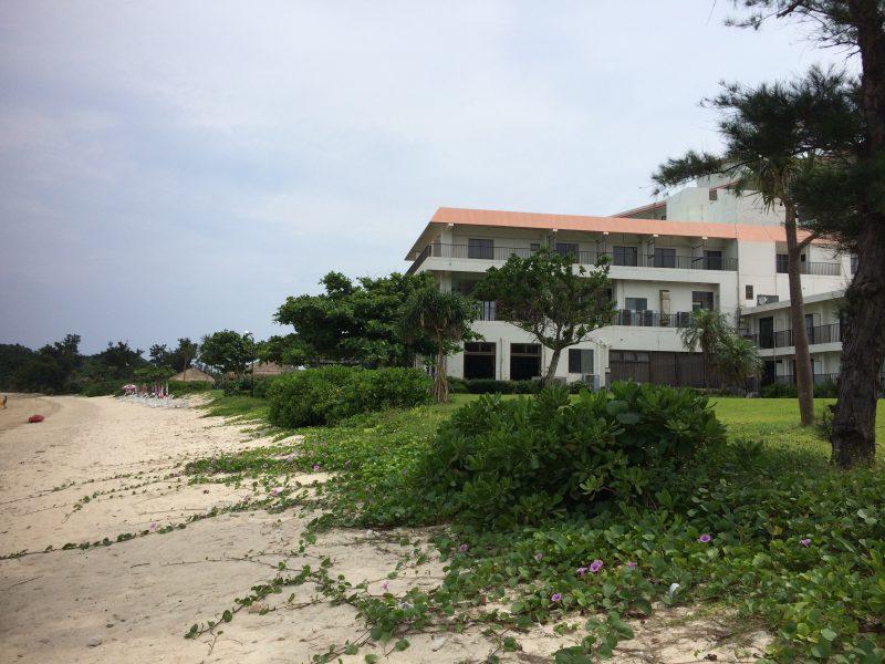 石垣島のすくじビーチ