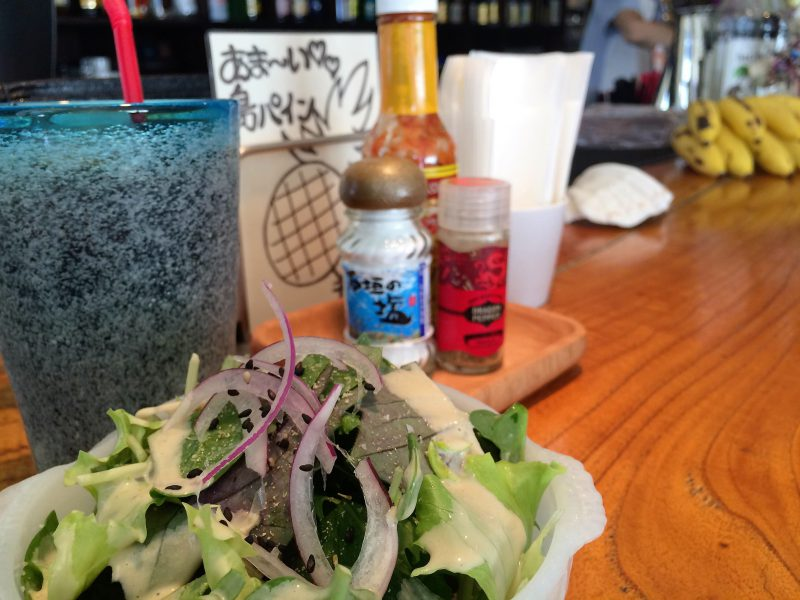 石垣島サラダ
