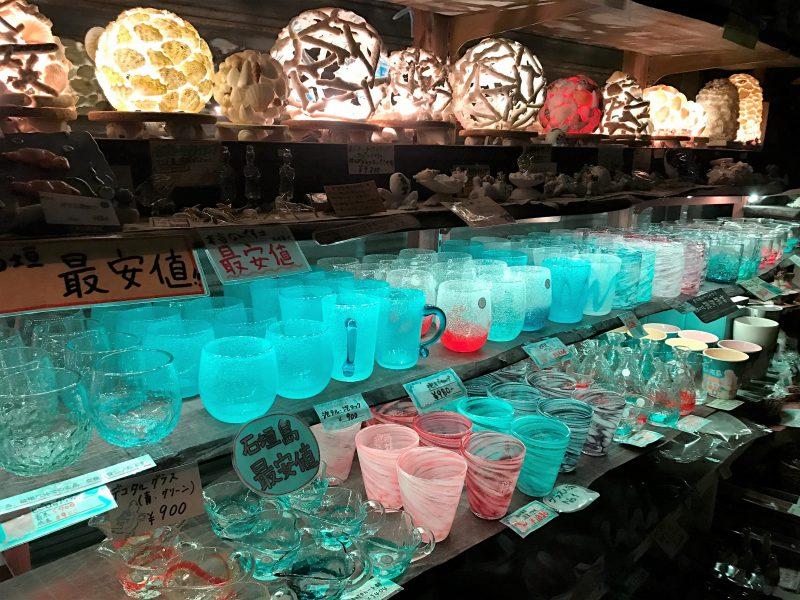 ホタルガラス